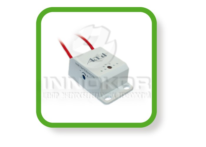 Оптико-акустический выключатель снабжен двумя датчиками: оптическим и акустическим.  Оптический датчик реагирует на...